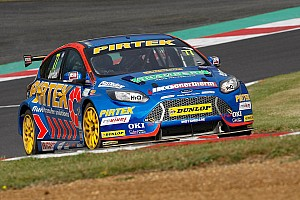 BTCC Breaking news Jordan to leave Motorbase Performance