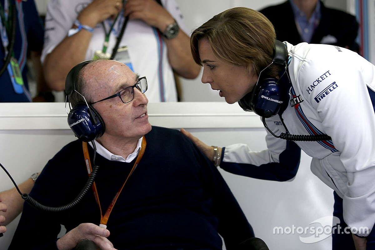 Williams family steps aside from F1 team