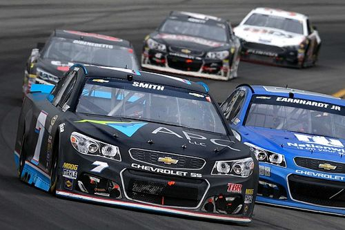 The other Pocono upset: Regan Smith snags third for TBR