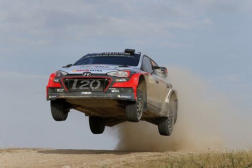 Hyundai Motorsport scores victory as Neuville shoots the winner in Sardinia