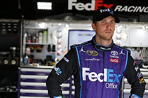 NASCAR Cup Preview Nine years later, Hamlin still regrets the road course win that got away