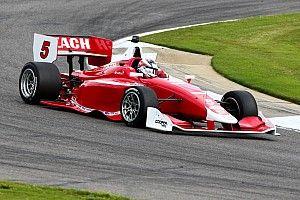 Veach edges Indy Lights pole for Belardi