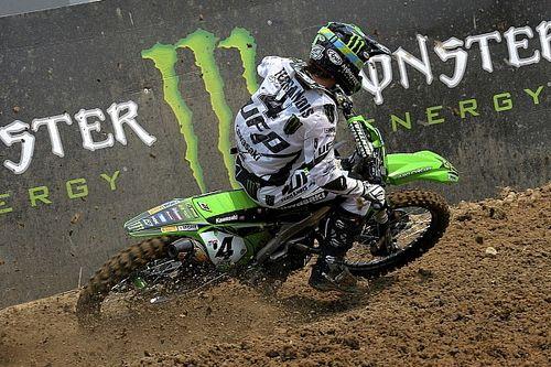 Dylan Ferrandis rientra in MX2 in Lettonia dopo l'infortunio