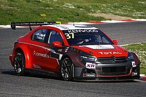 Paul Ricard WTCC: Lopez leads wet test session