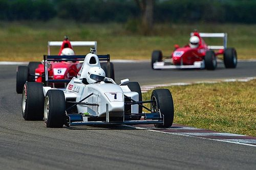 MRF reveals F1600 entry list for Buddh round
