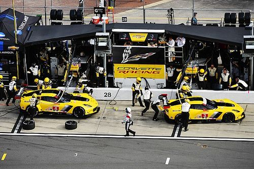 Hour 19 – ESM stretches lead, Corvettes head GTLM