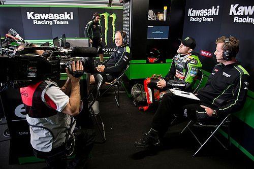 Kawasaki dans le doute pour la première course!
