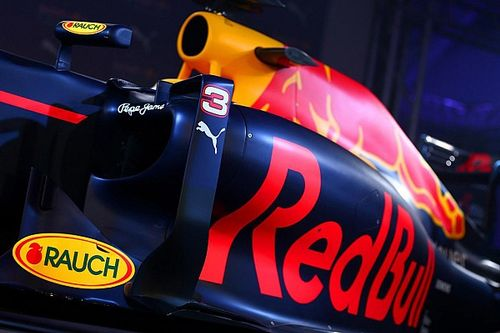 Photo gallery: Red Bull brings fresh look to 2016 F1 grid