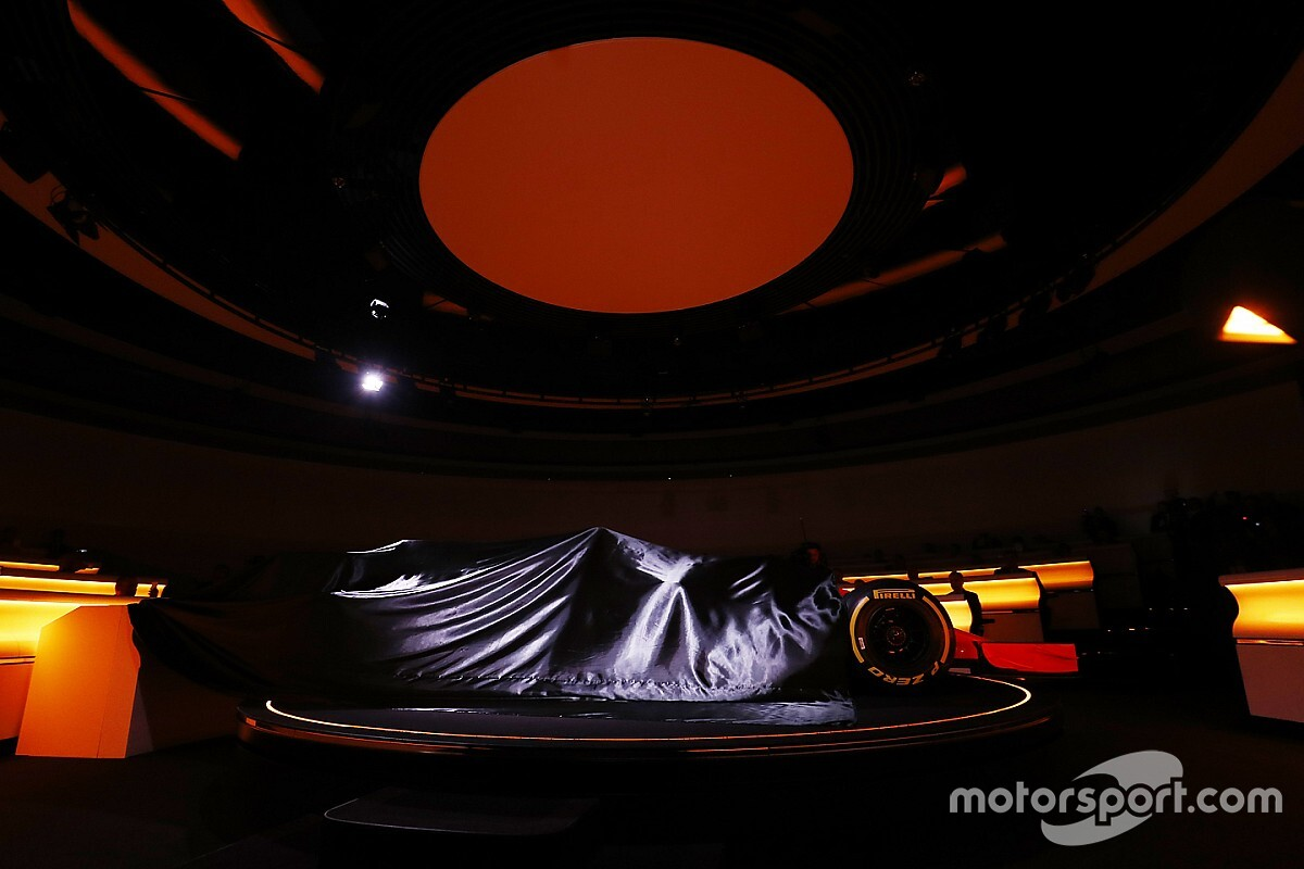 McLaren's new MCL35M will be F1 2021's most different car