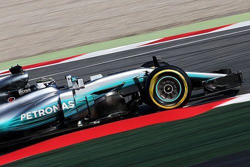 Foto Galeri: Mercedes test fotoğrafları