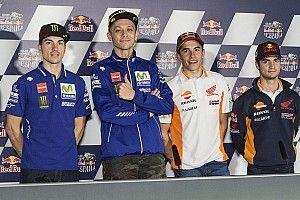 Rossi: Pedrosa é tão perigoso quanto Márquez e Viñales