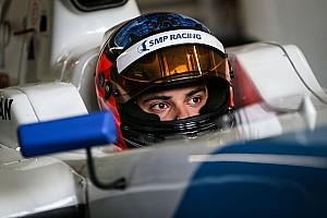 Формула V8 3.5 Отчет о гонке Исаакян финишировал третьим на этапе Формулы V8 3.5 в Монце