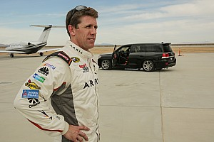 NASCAR Cup Interview Carl Edwards: