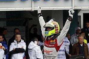 Jamie Green gana una complicada segunda carrera del DTM