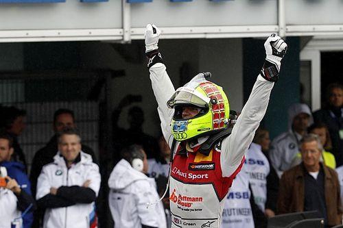 DTM Hockenheim: Kondisi cuaca berubah, Green menangi Race 2