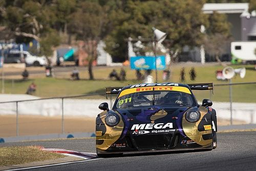 Perth Australian GT: Talbot cruises to Race 1 win