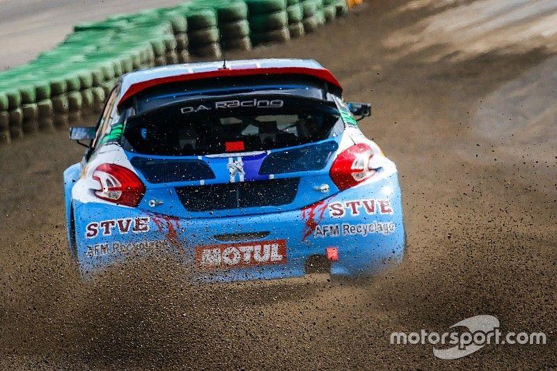 François Duval avec le DA Racing ce week-end