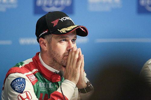 Tiago Monteiro: So schlimm war sein WTCC-Unfall in Barcelona