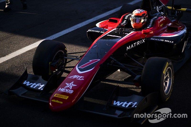 Le test F1 d'Aitken à Jerez, avantage ou inconvénient?