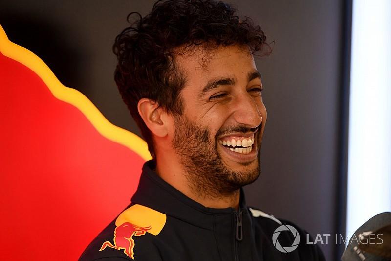 """Ricciardo: """"Giornata quasi perfetta, è mancato solo il podio"""""""