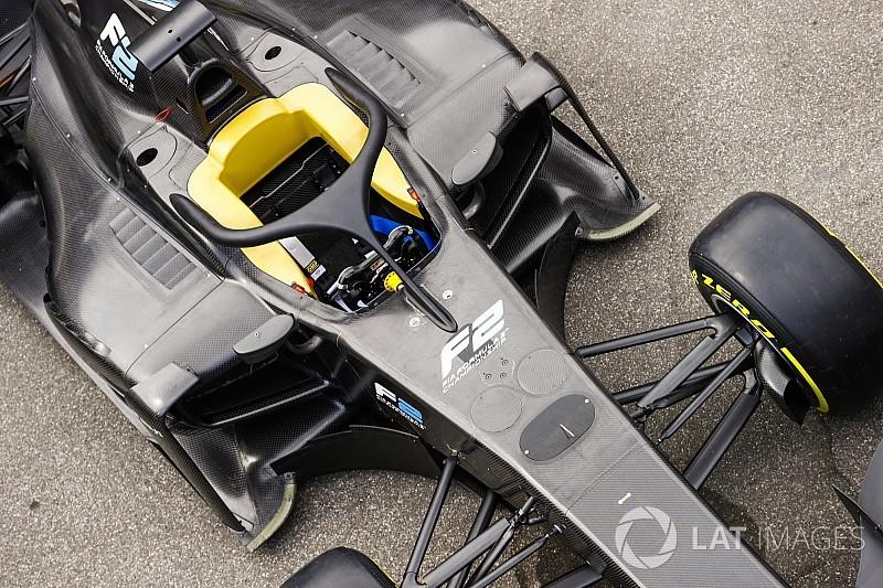 2018-tól turbómotorral és Halóval folytatja az F2