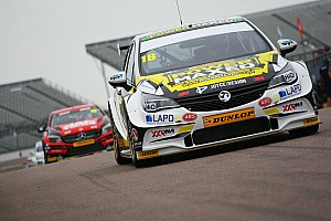 BTCC Breaking news Proctor keeps Power Maxed Racing Vauxhall seat