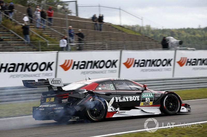 Audi réfute les accusations de Timo Glock