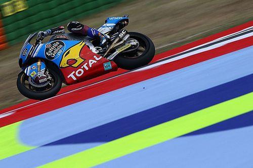 Vrije Training 1 GP San Marino: P1 en highsider voor Marquez