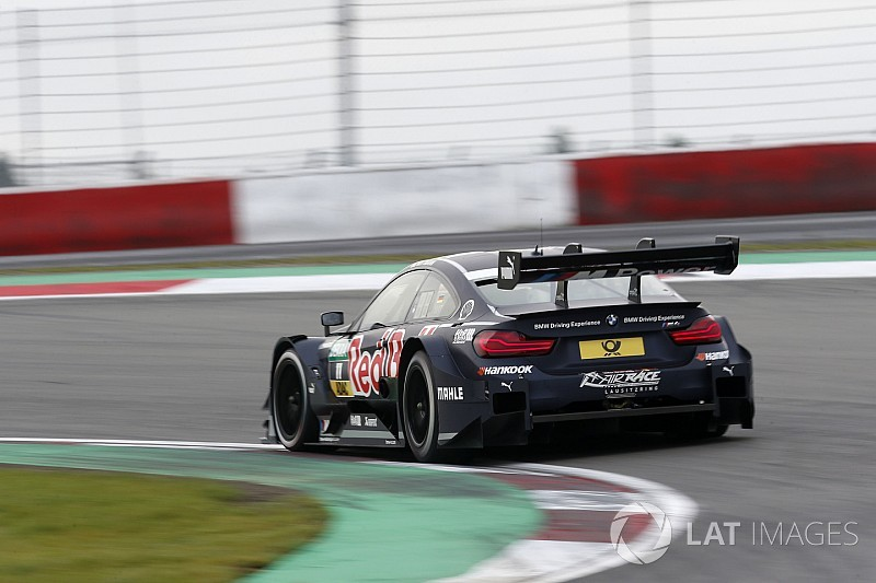 DTM 2017 am Nürburgring: Marco Wittmann auf Pole am Sonntag