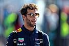 Ricciardo: Red Bull precisa lutar pelo título para eu ficar