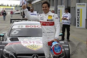 DTM Репортаж з кваліфікації DTM на Лаузіцрингу: Mercedes здобула другий поул вікенду