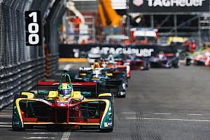La Formula E non userà a Monaco lo storico circuito della F1