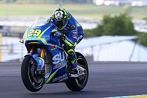 Suzuki bantah bentuk tim satelit MotoGP
