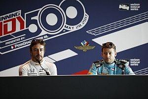 """Indy 500, Alonso: """"Voglio che la monoposto sia competitiva in gara"""""""