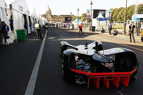 La Roborace réalise son premier run public à l'ePrix de Paris