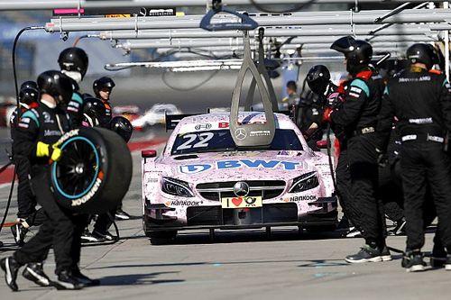Ауэр выиграл первую гонку DTM на «Лаузицринге»