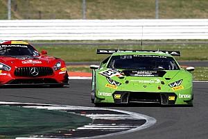 BES Gara La Lamborghini della Grasser Racing concede il bis a Silverstone