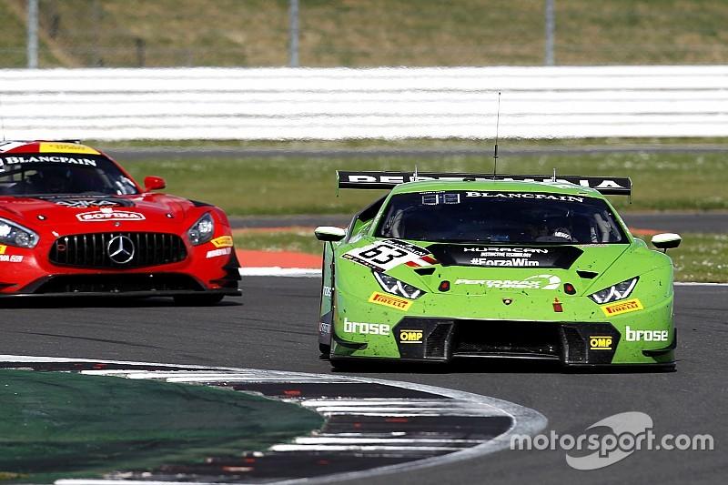 Lamborghini décroche son deuxième succès d'affilée pour trois dixièmes