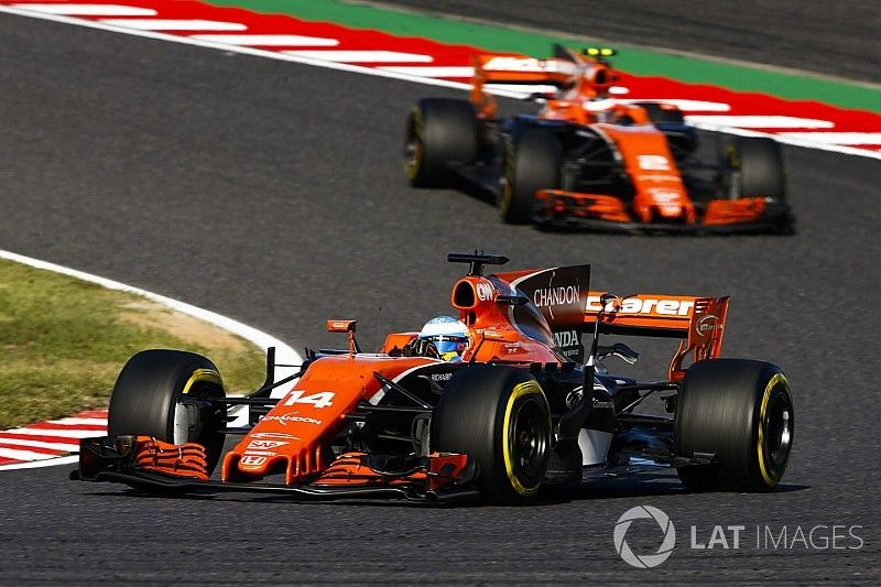 Alonso: Musim buruk McLaren-Honda di F1 2017