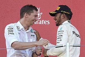 A Mercedes szerint egy hajszálon múlt Hamilton sikere