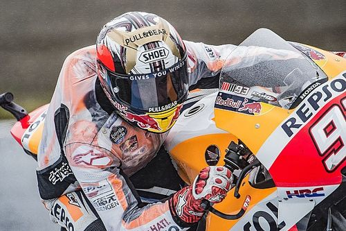 Motegi, Warm-Up: Marquez detta di nuovo il ritmo davanti all'Aprilia