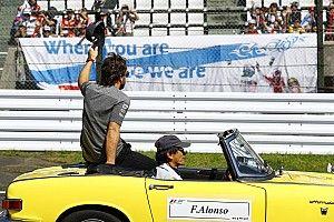 Fernando Alonso sacará su autobiografía en 2018