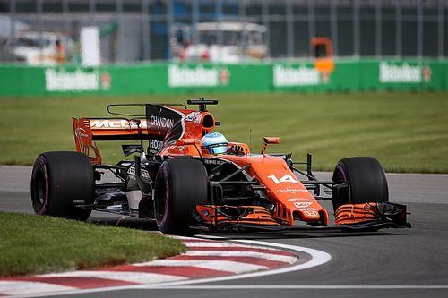 """Alonso: """"El séptimo sitio fue una casualidad de una vuelta final"""""""