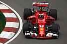 【F1カナダGP】FP2速報:ライコネン首位。アロンソ7番手に躍進
