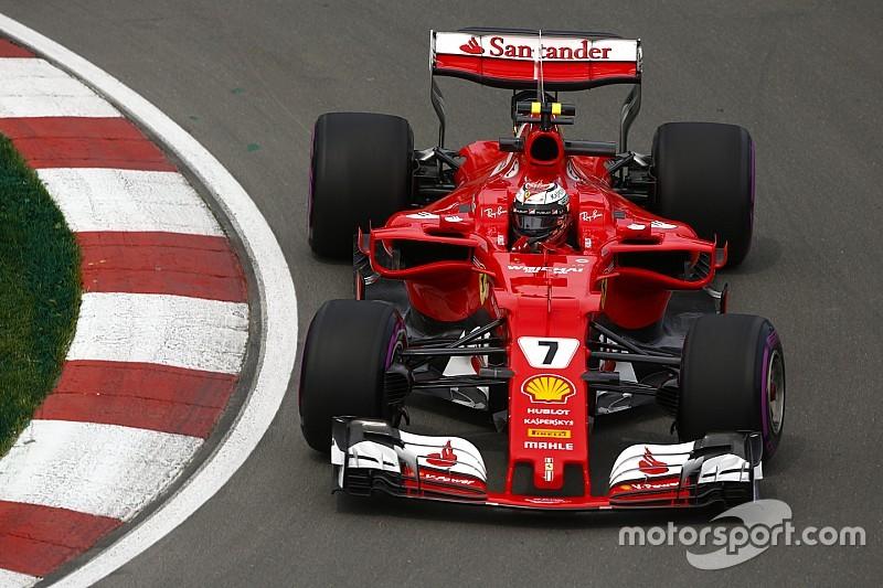 GP Kanada: Raikkonen puncaki FP2, duo Red Bull alami kerusakan