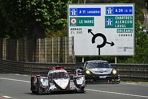 Le Mans Top List Galería: los coches ya ruedan en Le Mans