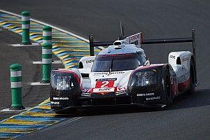 """Porsche over testdag: """"Konden tempo Toyota niet volgen"""""""