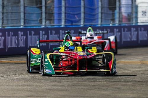 Formel E in New York: Lucas di Grassi wieder fit?