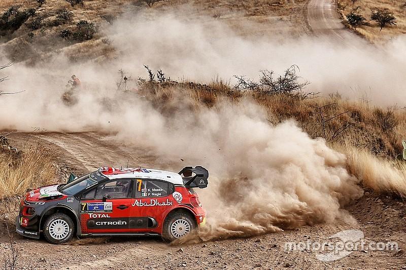 Meeke gana en dramático final el Rally México