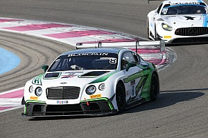 Blancpain Endurance Crónica de Carrera El Bentley de Soucek gana los 1.000 km de Paul Ricard